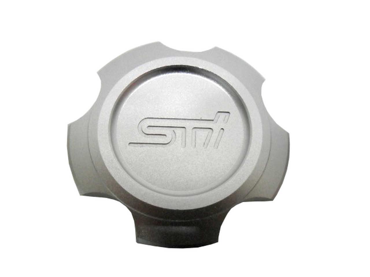 Racing Black Aluminum Engine Oil Cap Oil Fuel Filler Tank Cover Cap For Subaru
